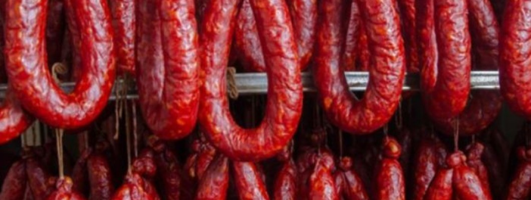 Производство колбас, сосисок, деликатесов