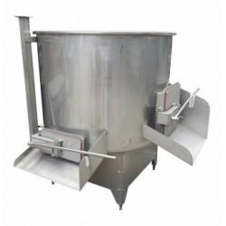 Аппарат для обесшкуривания кальмара -250