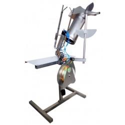 Клипсатор для упаковки овощей  (полуавтоматический, двускрепочный) КДФ-203 (В/Г)