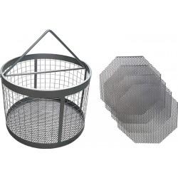 Корзина для автоклава (нержавеющая сталь) ИПКС-128-500К(Н)