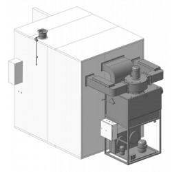 Камера для вяления и сушки рыбы КВС-1000