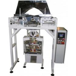 Автомат фасовочно-упаковочный 055.4.1 с четырехручьевым весовым дозирующим устройством